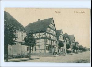 XX001974-168./ Kyritz Wilhelmstraße AK 1927