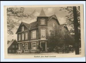 XX00190/ Hamburg Curslack Gasthof Zur Post Ak 1933