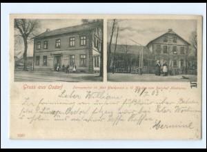 XX001912/ Hamburg Osdorf AK 1903