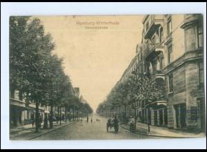 XX002669/ Hamburg Winterhude Himmelstraße AK 1914