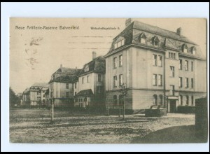 XX004357/ Hamburg Bahrenfeld Artillerie-Kaserne AK 1918