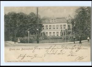 XX002552/ Hamburg Gruß aus Bahrenfeld 1902 AK