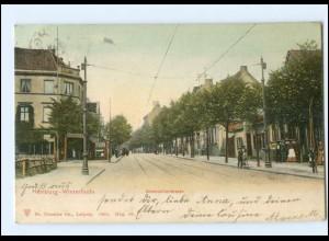XX002514/ Hamburg Winterhude Alsterdorferstraße 1906 AK