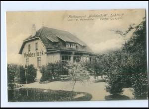 XX002517/ Hamburg Lokstedt Restaurant Waldesluft 1916 AK