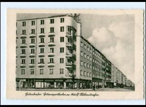 XX004351/ Gotenhafen Danzig Apotheke Adolf-H-Straße AK 1942