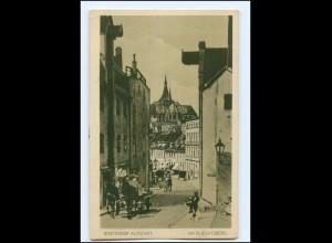 XX002386-18./ Rostocker Altstadt Am Bliesatsberg 1917 AK