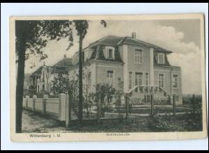 XX002393-192./ Wittenburg Bahnhofstraße 1914 AK