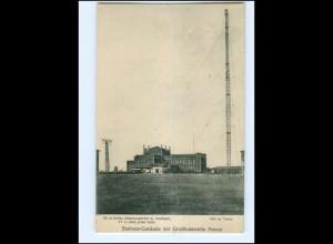 XX002395-146./ Stations-Gebäude der Großfunkstelle Nauen AK