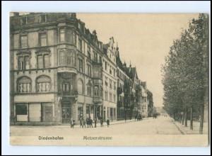 XX002409/ Diedenhofen Metzerstraße 1918 AK