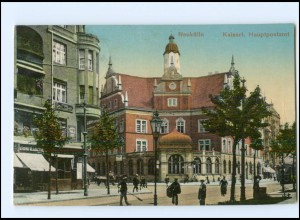 XX002588/ Berlin Neukölln Kaiserl. Hauptpostamt 1913 AK