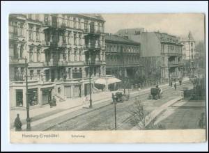 XX002612/ Hamburg Eimsbüttel Schulweg AK