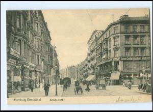 XX002611/ Hamburg Eimsbüttel Schulterblatt AK