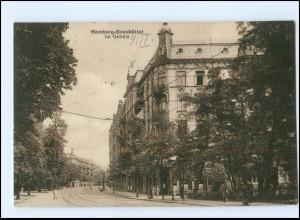 XX002726/ Hamburg Eimsbüttel Im Gehölz AK 1929