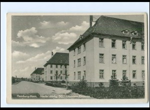 XX002727/ Hamburg Horn Litzmann-Kasserne Nachr.-Abtlg. 50 AK ca.1940