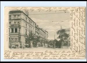 XX002819/ Hamburg Hohenfelde Güntherstraße AK 1901