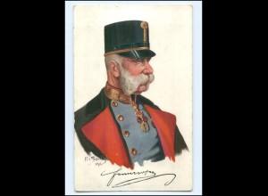 U4089/ Kaiser Franz Josef AK 1914