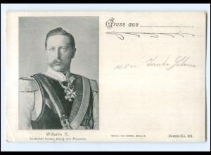 Y10688/ Kaiser Wilhelm AK ca.1905
