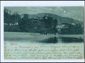 Y10447/ Gruß aus Neubeuern a. Inn 1898 AK