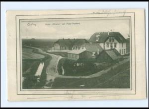 U4243-2253/ St Peter-Ording Hotel Utholm AK 1909