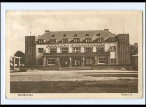 XX002753-163./ Wandlitzsee Bahnhof AK 1929