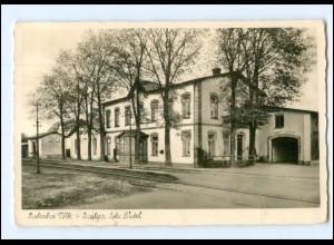 XX002886-2381/ Tolk Bahnhof Foto AK 1958