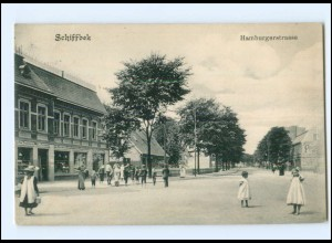XX002878/ Hamburg Schiffbek Hamburger Straße 1907