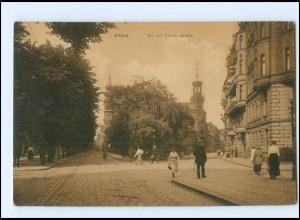 XX002910/ Hamburg Altona Bei der Friedenseiche AK ca.1912