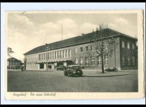XX003727/ Hamburg Bergedorf Bahnhof AK 1938