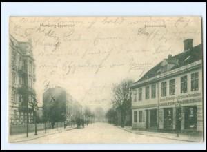 XX002960/ Hamburg Eppendorf Schrammsweg AK 1900