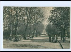 XX002961/ Hamburg Eppendorf Curschmannstraße AK ca.1910