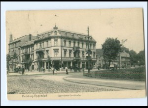 XX002987/ Hamburg Eppendorf Eppendorfer Landstr. AK 1910