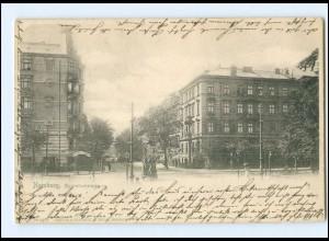 XX002969/ Hamburg Eppendorf Eppendorfer Weg AK 1899