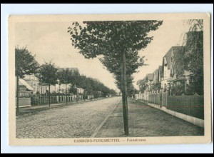 XX002976/ Hamburg Fuhlsbüttel Farnstraße AK 1915
