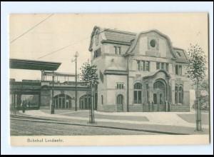 XX009790/ Hamburg Bahnhof Landwehr Ak 1914
