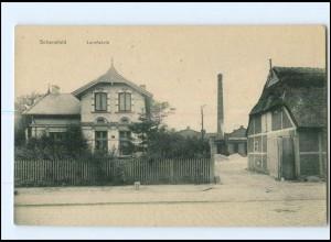 XX003000/ Schenefeld Bz. Hamburg Leimfabrik AK ca.1910