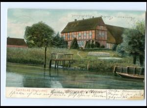 XX003737/ Hamburg Curslack Vierlanden Bauernhaus AK 1905