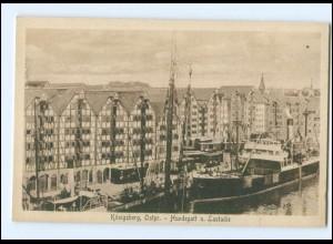 Y10638/ Königsberg Hundegatt Ostpreußen AK ca.1912 Verlag. Stengel