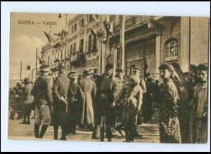 U4262/ Varna Bulgarien AK ca.1915