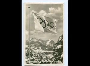 XX003246/ Olympiade 1936 Winterspiele Garmisch-Partenkirchen Foto AK