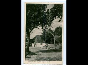 XX003264/ Deutscher Bauernhof bei Litzmannstadt Lodz Polen AK 1941