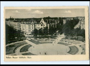 XX003317/ Stettin Kaiser-Wilhelm-Platz 1943 AK