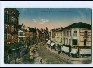 XX003388/ Hamburg Harburg Wilstorferstraße 1921 AK