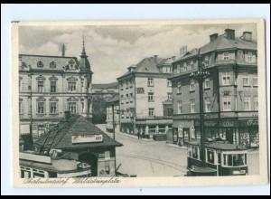 XX003328/ Tschechien Oberleutensdorf Waldsteinplatz 1942 AK