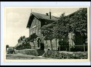 XX003800/ Tesperhude b. Geesthacht Wichmann`s Hotel AK ca.1955