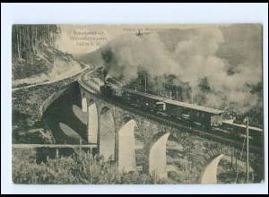 XX004204/ Freudenstadt Viadukt der Murgtalzahnradbahn AK