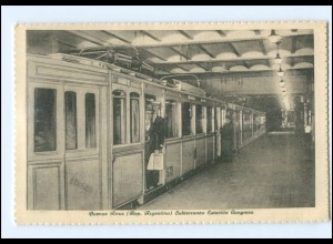 XX004559/ Buenos Aires Subterraneo Estacion Congreso U-Bahnhof AK ca.1920