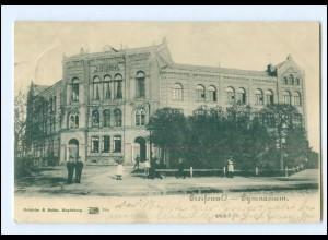 XX003654/ Greifswald Gymnasium AK 1899