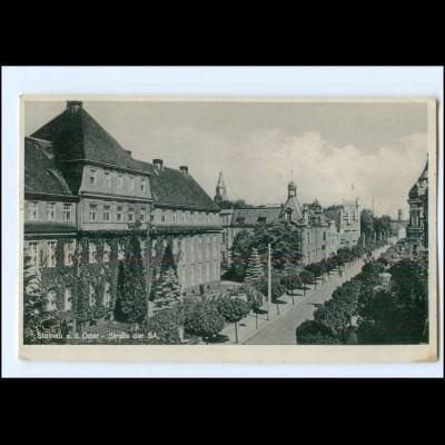 XX004624/ Steinau a. d. Oder Scinawa Schlesien Polen AK 1942