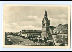 XX008831/ Elbing Ostpreußen Foto AK ca.1938