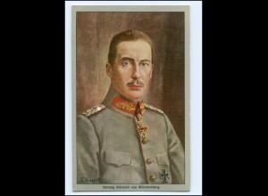 U4487/ Herzog Albrecht von Württemberg AK 1915 Ilse Kohlen Werbung